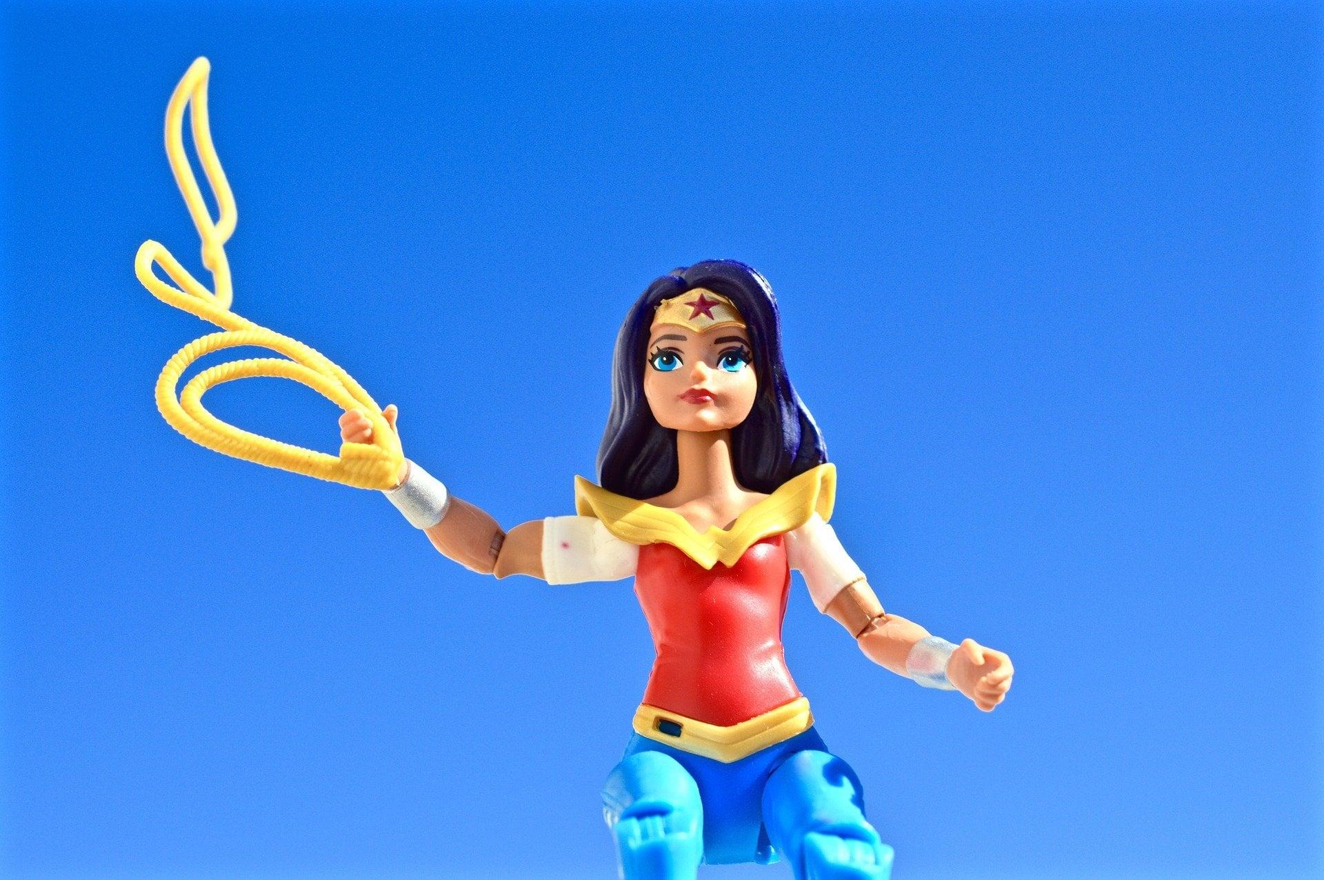 Marston Wonder Woman,