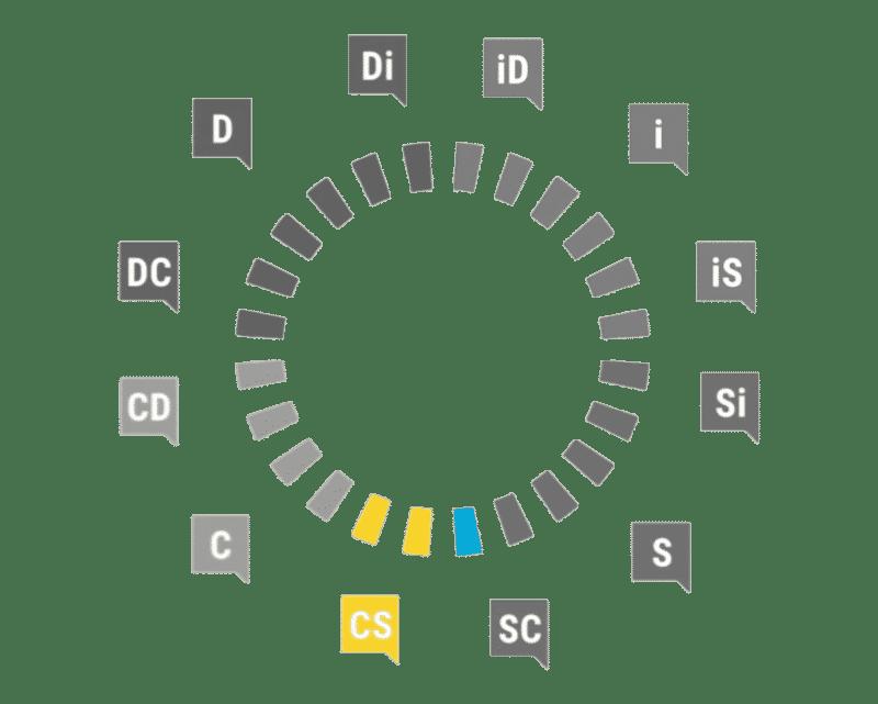 Profil DiSC CS